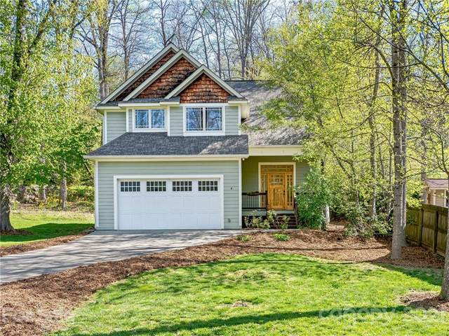 2 and 4 Dew Waite Road, Black Mountain, NC 28711 (#3732486) :: Hansley Realty