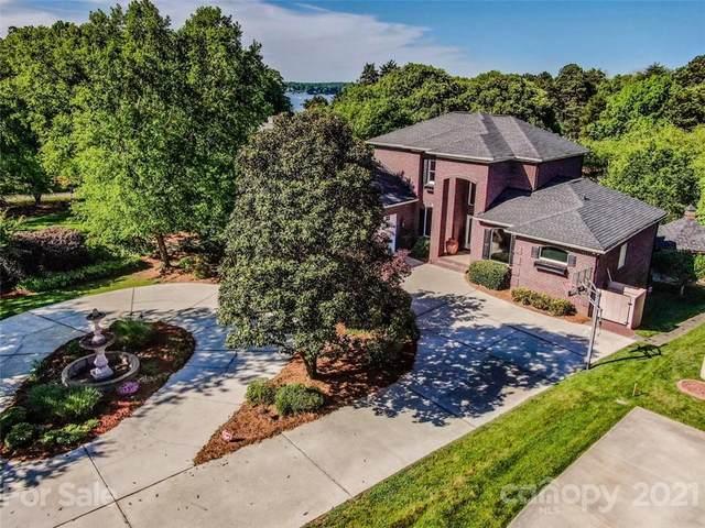 7833 Sail Pointe Drive, Sherrills Ford, NC 28673 (#3732525) :: Johnson Property Group - Keller Williams