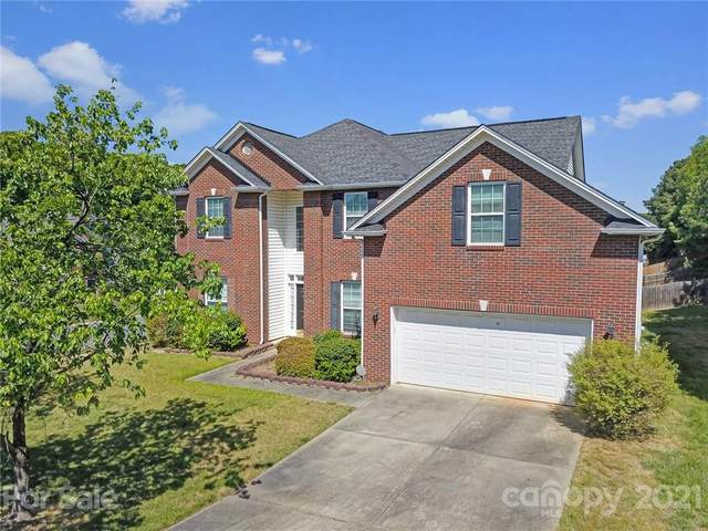 12118 Stone Forest Drive, Pineville, NC 28134 (#3732548) :: Willow Oak, REALTORS®