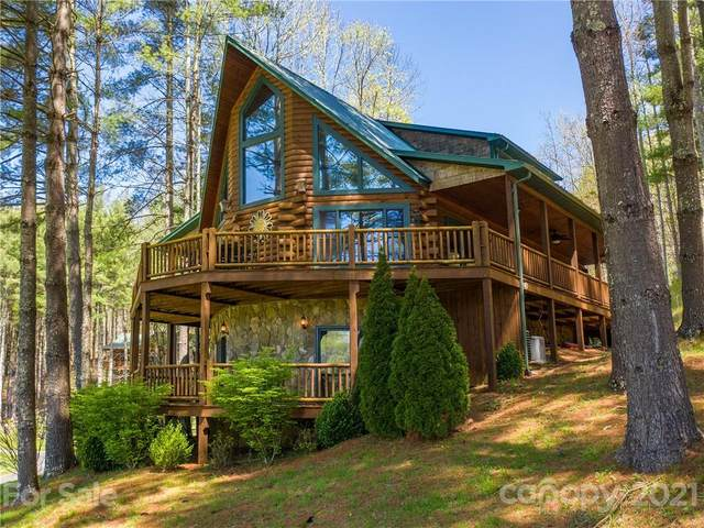 206 White Pine Lane, Bakersville, NC 28705 (#3732565) :: The Premier Team at RE/MAX Executive Realty