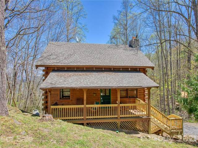 108 Lofty View Drive, Waynesville, NC 28785 (#3732575) :: High Performance Real Estate Advisors