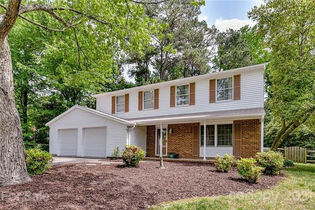 412 Regency Drive, Charlotte, NC 28211 (#3732657) :: Stephen Cooley Real Estate Group