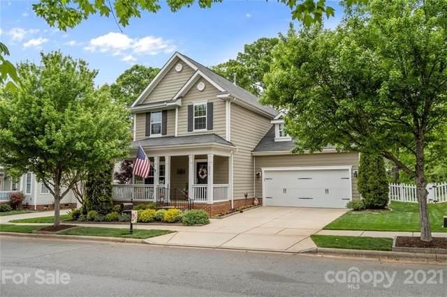 16206 Spruell Street, Huntersville, NC 28078 (#3732664) :: Cloninger Properties
