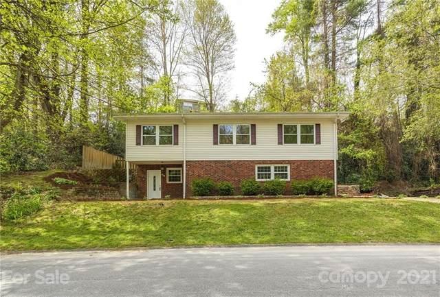 810 Knollwood Drive, Hendersonville, NC 28791 (#3732666) :: High Performance Real Estate Advisors