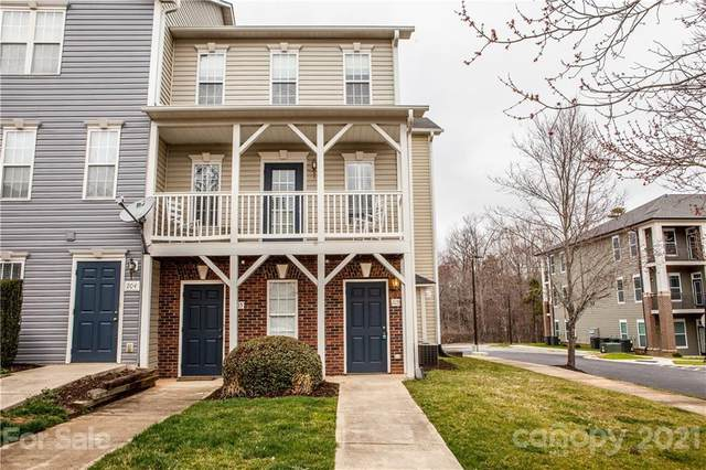 119 Steam Engine Drive #205, Mooresville, NC 28115 (#3732679) :: Carlyle Properties