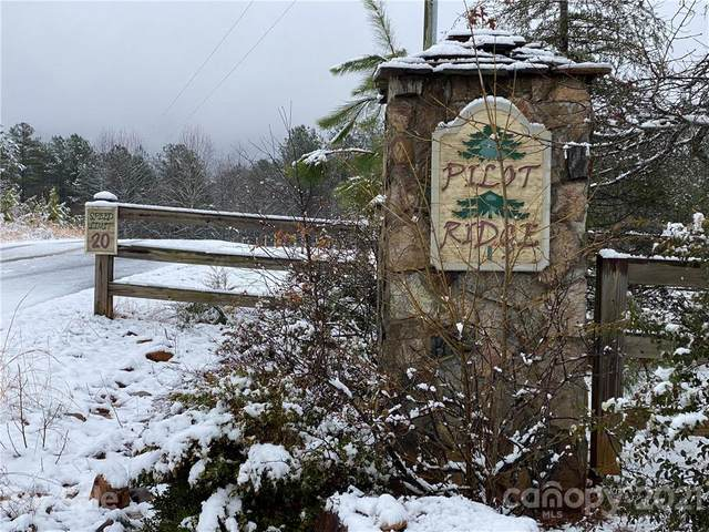 257 Pilot Ridge Road #18, Nebo, NC 28761 (#3732683) :: Burton Real Estate Group