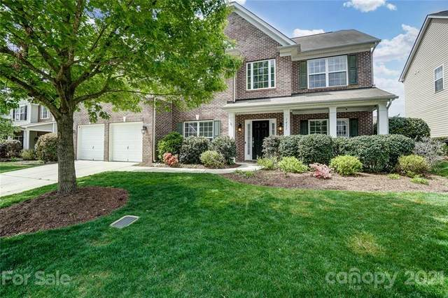 1411 Langdon Terrace Drive, Indian Trail, NC 28079 (#3732697) :: The Premier Team at RE/MAX Executive Realty