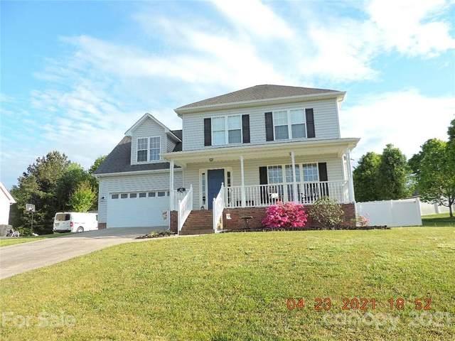 812 Carole Summey Drive #18, Dallas, NC 28034 (#3732749) :: Cloninger Properties