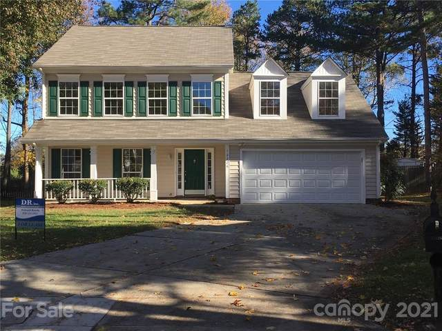 12226 Wickson Court, Huntersville, NC 28078 (#3732752) :: High Performance Real Estate Advisors