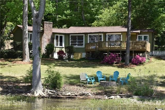1284 Lakeshore Drive, Badin Lake, NC 28127 (#3732813) :: SearchCharlotte.com