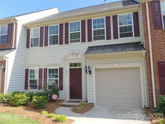 3349 Park South Station Boulevard, Charlotte, NC 28210 (#3732851) :: Cloninger Properties