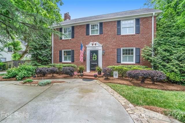 1642 Providence Road, Charlotte, NC 28207 (#3732871) :: Homes Charlotte