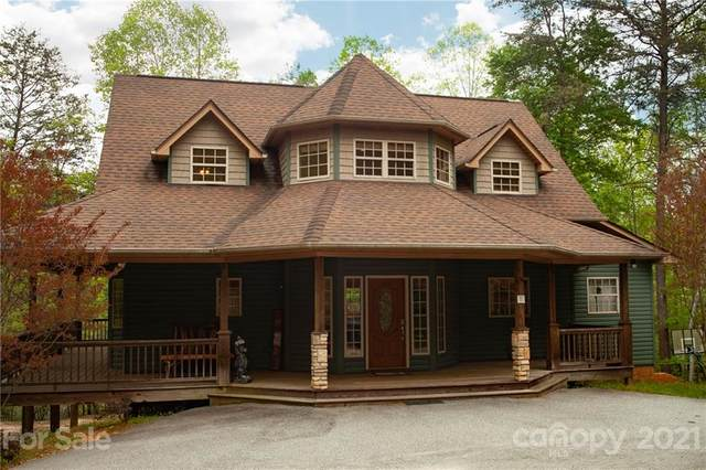 490 Lakewood Drive, Lake Lure, NC 28746 (#3732909) :: Willow Oak, REALTORS®