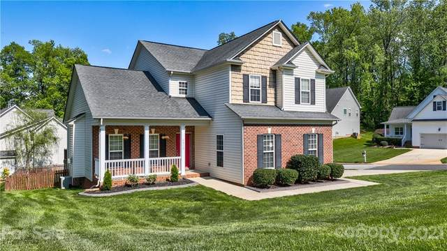 4012 River Falls Drive, Lowell, NC 28098 (#3732930) :: Stephen Cooley Real Estate Group