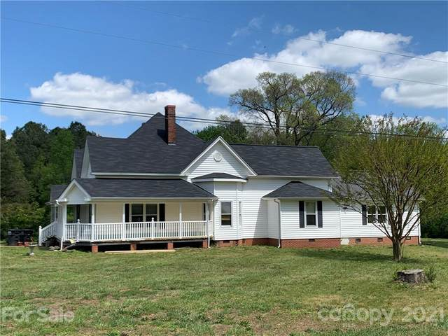 8424 Hill Ford Road, Oakboro, NC 28129 (#3732948) :: Stephen Cooley Real Estate Group