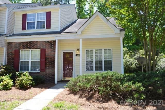 6859 Juniper Tree Street, Charlotte, NC 28215 (#3733052) :: Stephen Cooley Real Estate Group