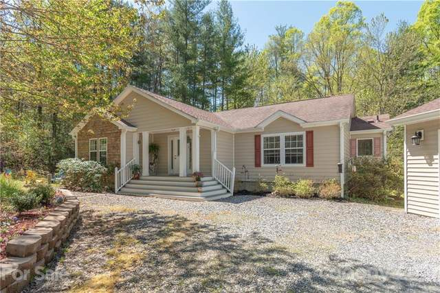 3 Spring Meadows Road, Weaverville, NC 28787 (#3733104) :: High Performance Real Estate Advisors