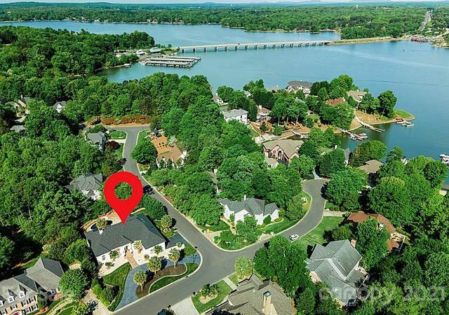 15705 Eagleview Drive, Charlotte, NC 28278 (#3733226) :: The Ordan Reider Group at Allen Tate