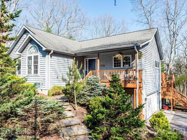 137 Buffalo Trail, Asheville, NC 28805 (#3733269) :: Home and Key Realty