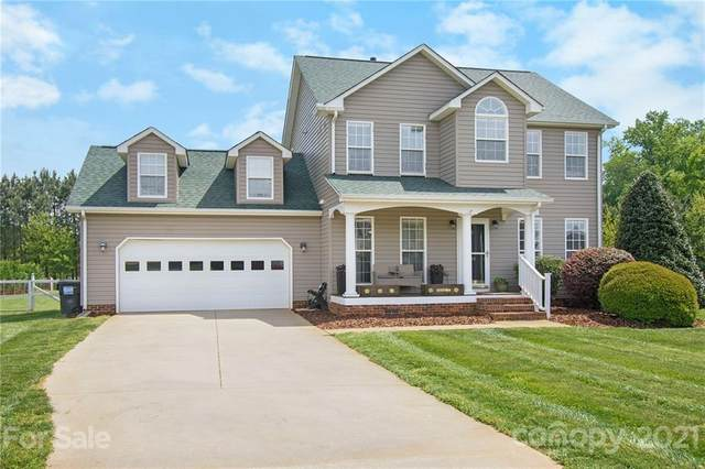 288 Autumn Chapel Drive, Salisbury, NC 28147 (#3733280) :: Stephen Cooley Real Estate Group