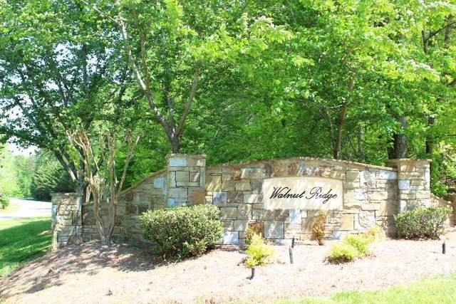 Lot 1 Walnut Ridge Drive, Iron Station, NC 28080 (#3733298) :: The Ordan Reider Group at Allen Tate