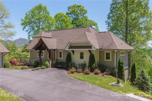 54 Braeburn Way, Waynesville, NC 28785 (#3733299) :: Odell Realty