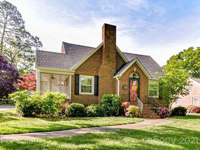 1308 Goodwin Avenue, Charlotte, NC 28205 (#3733394) :: Stephen Cooley Real Estate Group