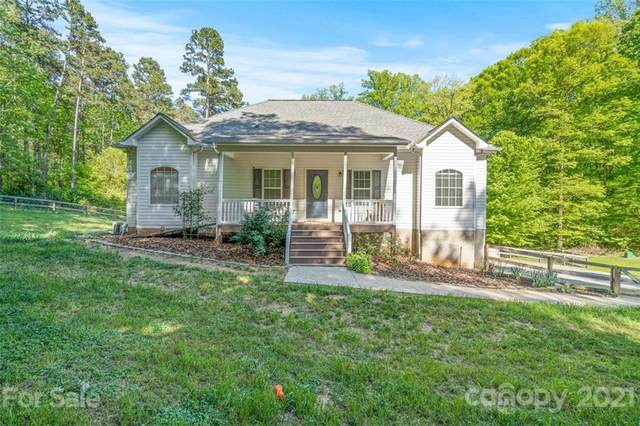 1193 Mount Zion Church Road, Iron Station, NC 28080 (#3733420) :: Stephen Cooley Real Estate Group