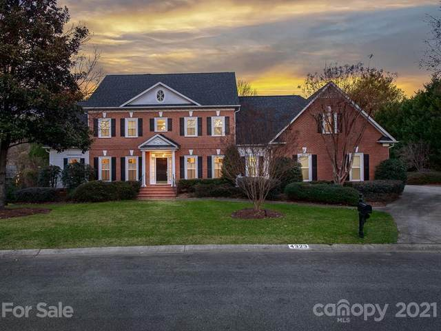 4323 Fairview Oak Lane, Charlotte, NC 28211 (#3733451) :: Cloninger Properties