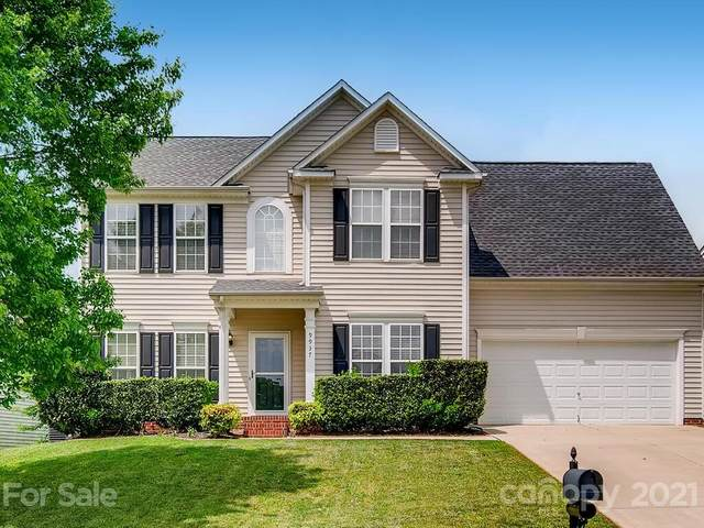 9937 Barbee Drive, Charlotte, NC 28269 (#3733535) :: Stephen Cooley Real Estate Group