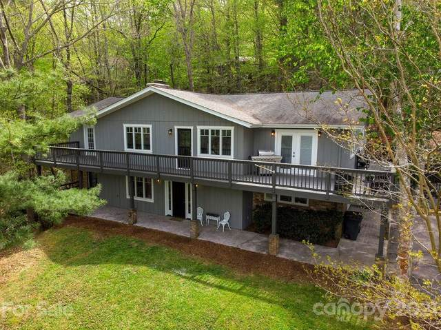 1360 Glen Cannon Drive, Pisgah Forest, NC 28768 (#3733570) :: The Sarver Group