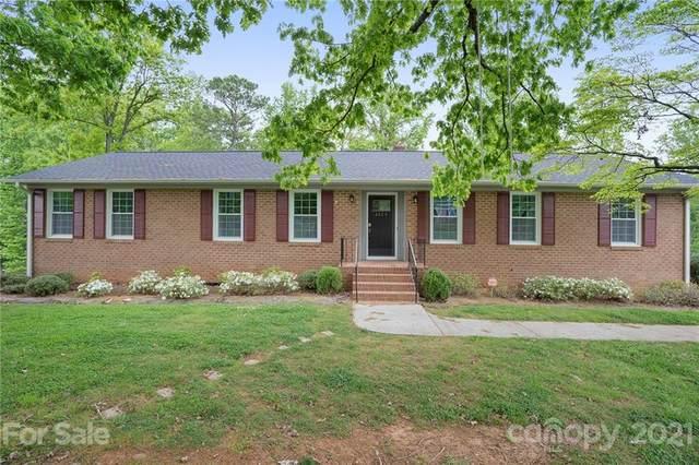 2325 Jefferson Avenue, Gastonia, NC 28056 (#3733600) :: Carolina Real Estate Experts