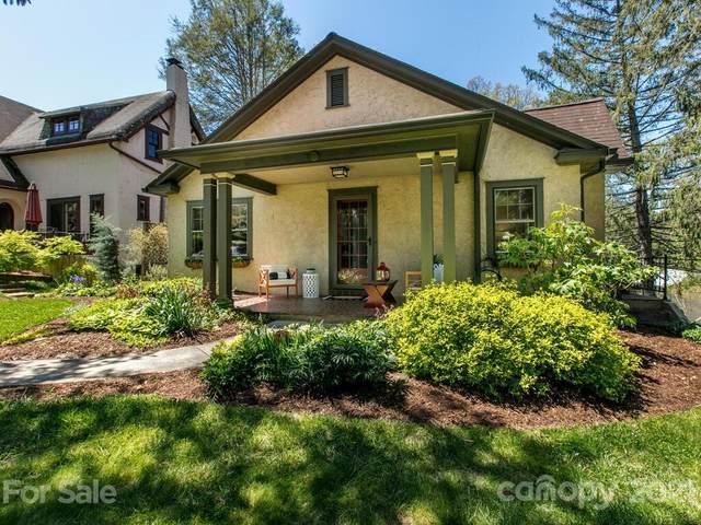 1 Garden Terrace, Asheville, NC 28804 (#3733660) :: Cloninger Properties