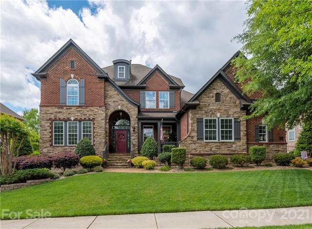 14719 Old Vermillion Drive, Huntersville, NC 28078 (#3733729) :: Puma & Associates Realty Inc.