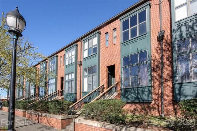560 New Bern Station Court #109, Charlotte, NC 28209 (#3733730) :: Cloninger Properties