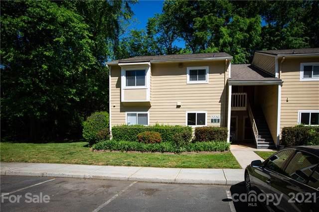 3336 Heathstead Place A, Charlotte, NC 28210 (#3733752) :: TeamHeidi®