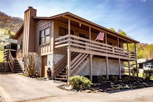 12 Boulder Lane, Maggie Valley, NC 28751 (#3733771) :: NC Mountain Brokers, LLC