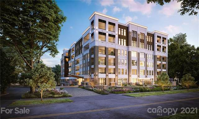 130 Cherokee Road #502, Charlotte, NC 28207 (#3733799) :: Odell Realty