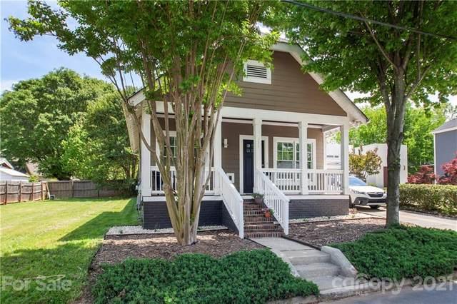 318 Solomon Street, Charlotte, NC 28216 (#3733837) :: Willow Oak, REALTORS®