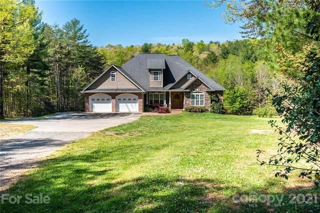 1435 Cedar Valley Church Road, Lenoir, NC 28645 (#3733838) :: Carlyle Properties