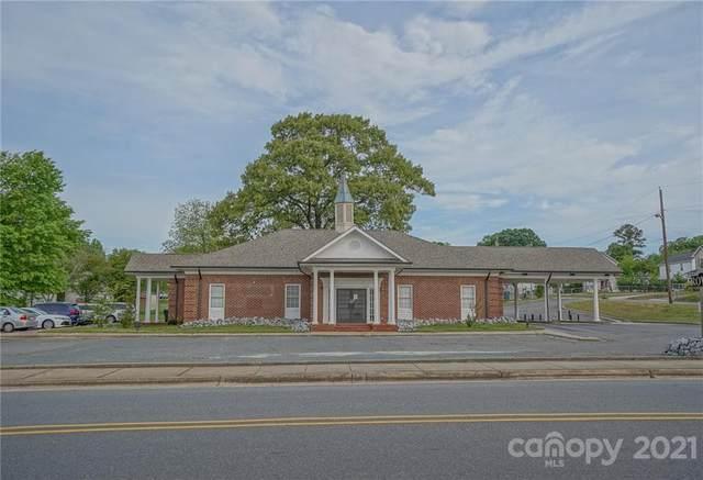 600 S Main Street, Landis, NC 28088 (#3733898) :: Exit Realty Elite Properties