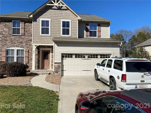 201 Stone River Parkway, Mount Holly, NC 28120 (#3733913) :: High Performance Real Estate Advisors