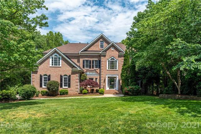12552 Overlook Mountain Drive, Charlotte, NC 28216 (#3733947) :: Premier Realty NC