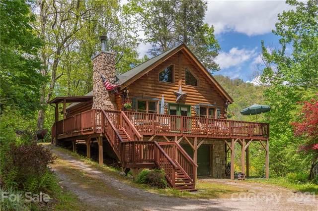 50 Highlands Loop, Maggie Valley, NC 28751 (#3733980) :: Cloninger Properties