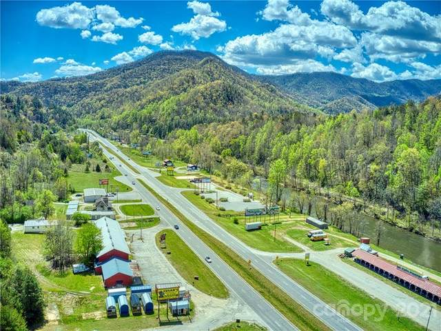 5264 W Us 74 Highway, Whittier, NC 28789 (#3734011) :: BluAxis Realty