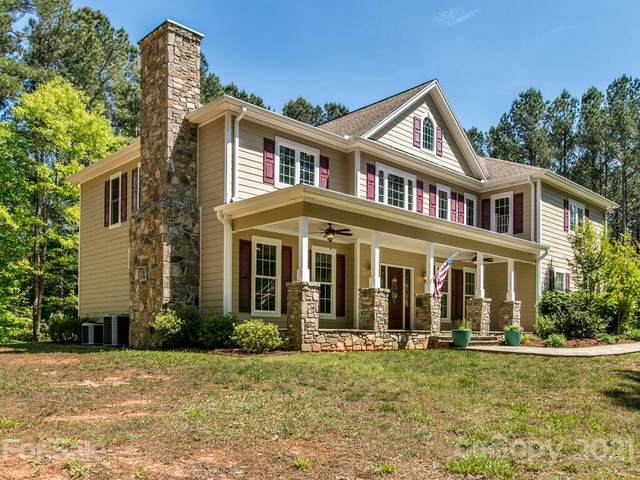 356 Green Hills Road, Mill Spring, NC 28756 (#3734013) :: TeamHeidi®
