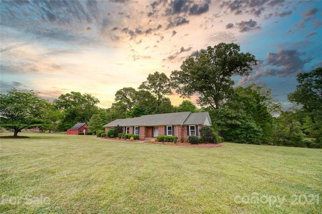 2802 Cedar Trail Lane, Wingate, NC 28174 (#3734041) :: Stephen Cooley Real Estate Group