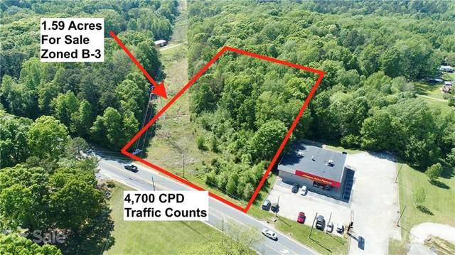 0 S Main Street, Landis, NC 28023 (#3734044) :: Exit Realty Elite Properties