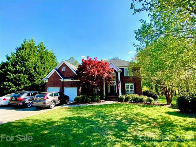 10314 Club Field Court, Mint Hill, NC 28227 (#3734067) :: High Performance Real Estate Advisors