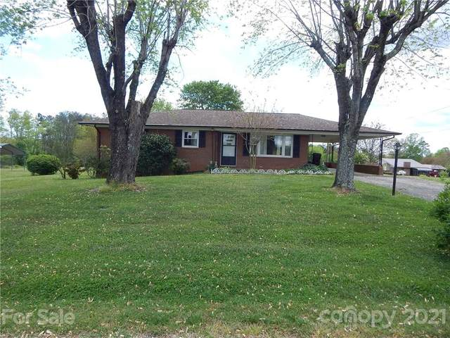 2705 Greenwood Terrace E, Granite Falls, NC 28630 (#3734128) :: Modern Mountain Real Estate